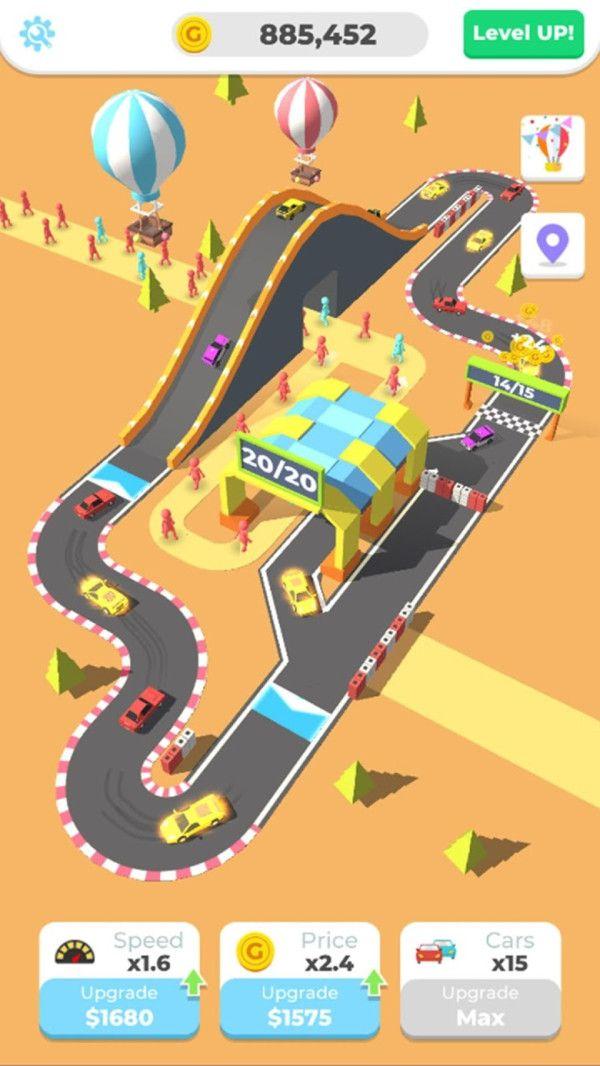跑车大亨游戏安卓版图2: