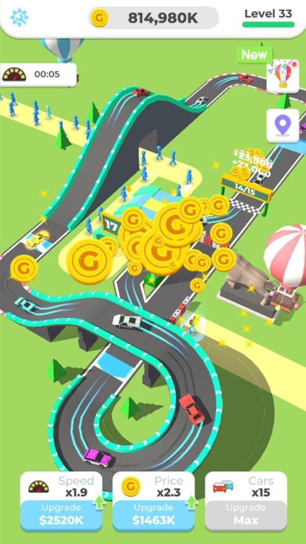 跑车大亨游戏安卓版图1: