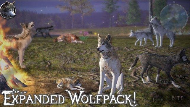 野狼模拟器2怎么收服狼?收服野狼技巧攻略[视频][多图]图片2