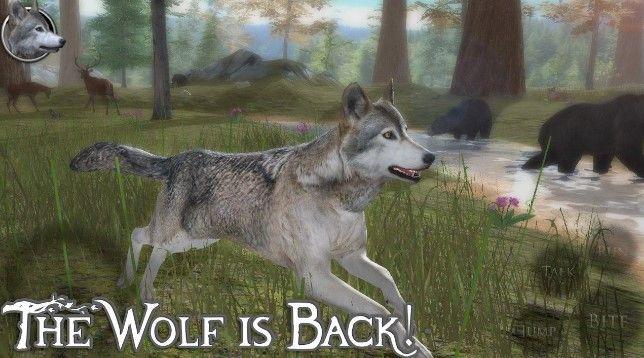 野狼模拟器2怎么收服狼?收服野狼技巧攻略[视频][多图]图片1