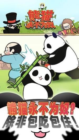 熊猫永不为奴破解版图2