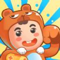 熊孩子快跑3D游戏官方最新版 v1.0