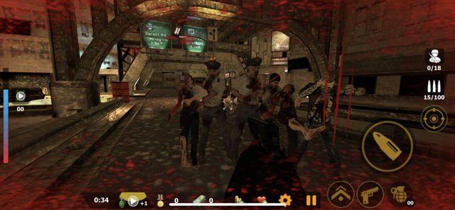 戴兹僵尸生存游戏中文安卓版图片1