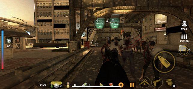 戴兹僵尸生存游戏中文安卓版图1: