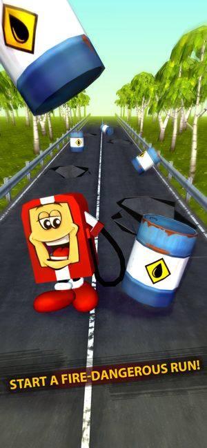 加油箱快跑游戏中文版安卓版图片1