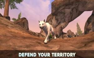 狼之物语手机版图1