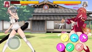 高校忍者女生格斗游戏中文安卓版图片1