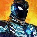 钢铁英雄超级英雄战斗游戏