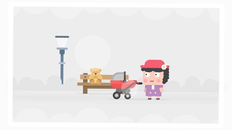 旧爱故事游戏中文安卓版图片1
