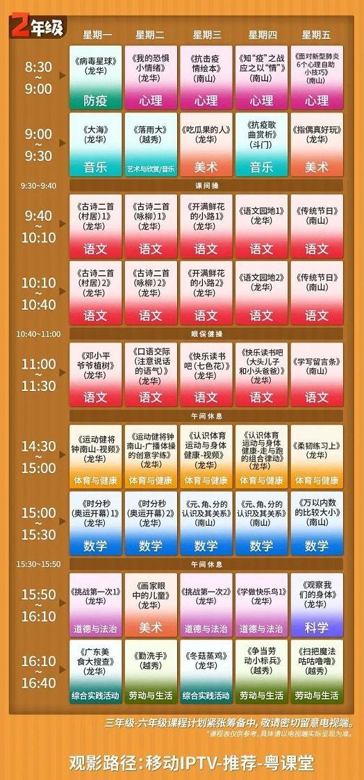 2020南方+云学校粤课堂直播平台APP图2: