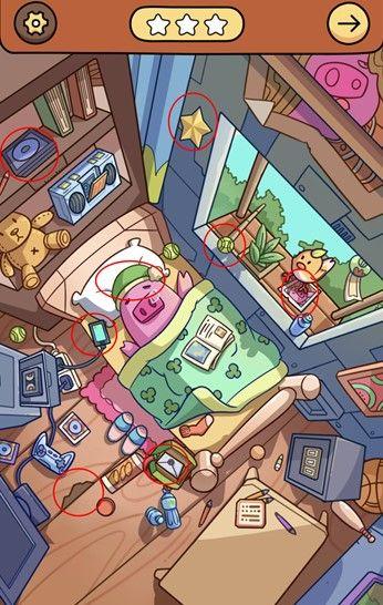 脑洞大侦探解谜攻略大全:海盗船、小猪的周末答案汇总[视频][多图]图片4