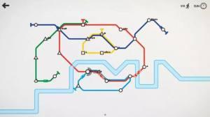迷你地铁新手攻略:Mini Metro开局技巧及路线推荐图片1
