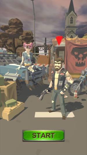 僵尸射手射击求生游戏手机版图片1