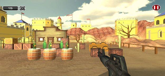 瓶子射击狙击学院游戏最新安卓版图4: