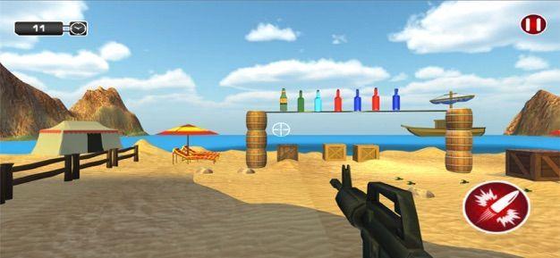 瓶子射击狙击学院游戏最新安卓版图片1