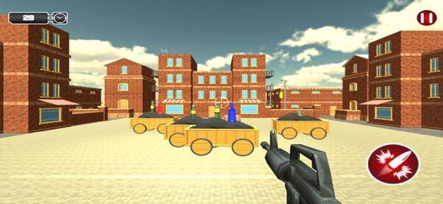 瓶子射击狙击学院游戏最新安卓版图3:
