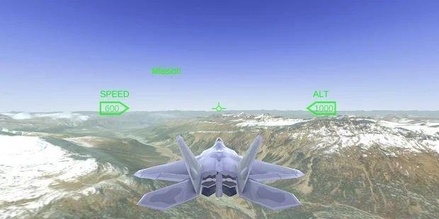 F22洛克希德空战模拟器中文手机版图2: