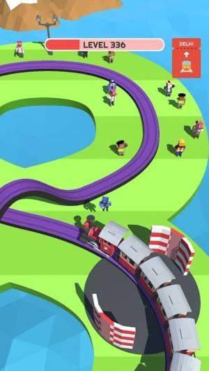 开火车去旅行破解版图1