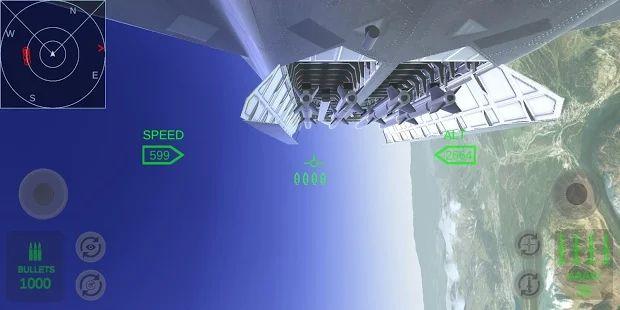 F22洛克希德空战模拟器中文手机版图1: