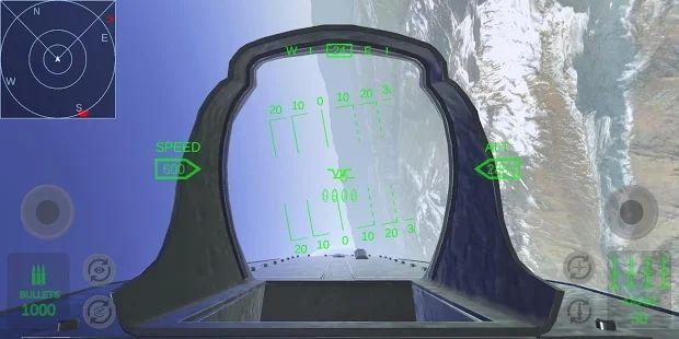 F22洛克希德空战模拟器中文手机版图4: