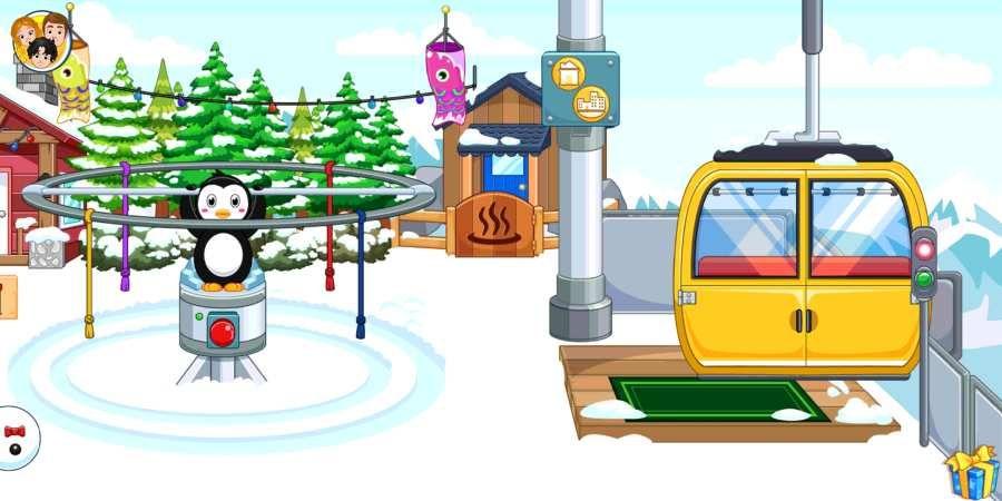 托卡生活滑雪场全解锁完整版图片1