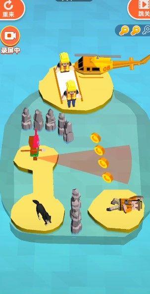 抖音荒岛援救游戏安卓版图4: