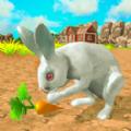 我的兔子模拟器无限经验破解版 v1.0