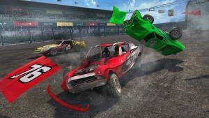 汽车粉碎竞技场游戏图1