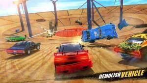 汽车粉碎竞技场游戏图2