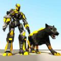 黑豹机器人变形官方版