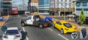 汽车运输者拖卡车破解版图1