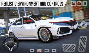 本田思域模拟驾驶游戏图4