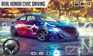 本田思域模拟驾驶游戏图3