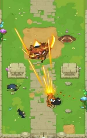 坚持炮手游戏无限武器破解版图片1