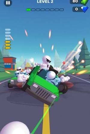 速度与机枪游戏安卓版(rage road)图片1