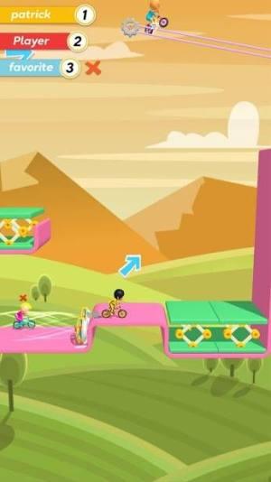 自行车突突赛安卓版图1