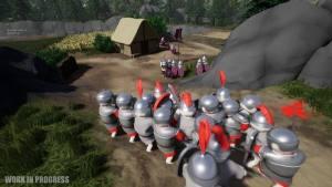 战争模拟Shield Wall中文手机版图片1