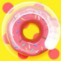 多雨的甜甜圈游戲
