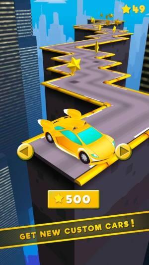 赛车真实比赛之旅游戏图1