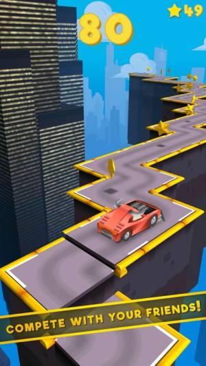 赛车真实比赛之旅游戏图2