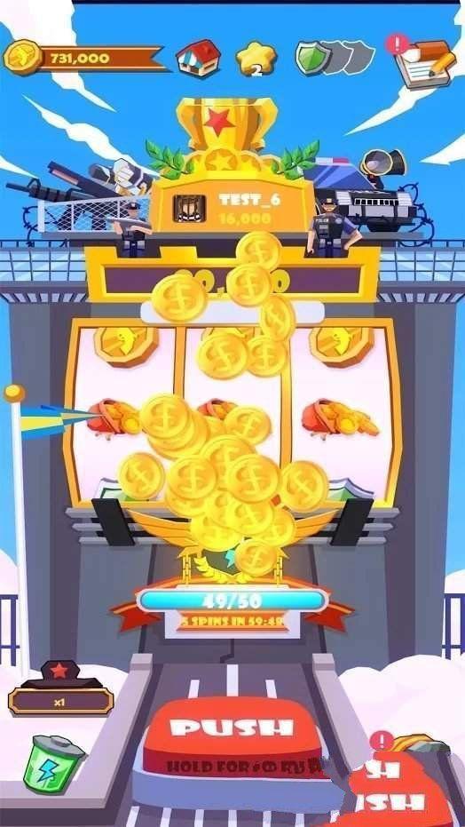 监狱帝国游戏无限金币版图2: