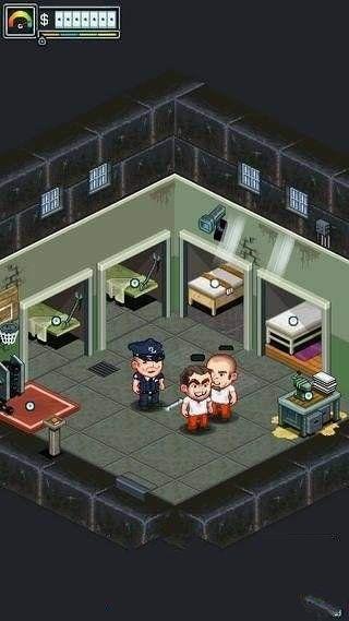 监狱帝国游戏无限金币版图1: