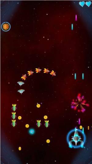 银河突击消灭游戏图1