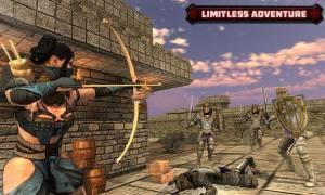 忍者剑斗士游戏中文版图片1