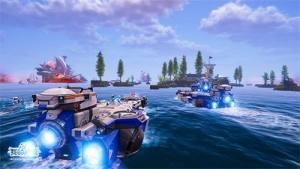 《我的起源》4月新版本爆料:海上据点开放,公会大船战斗系统揭秘图片4
