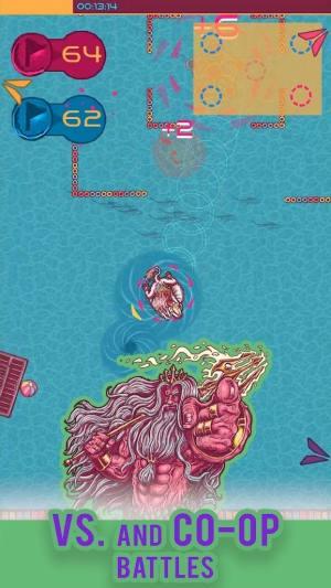 泳池大作战游戏图1