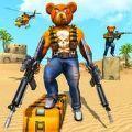 泰迪熊熱血槍戰反擊破解版
