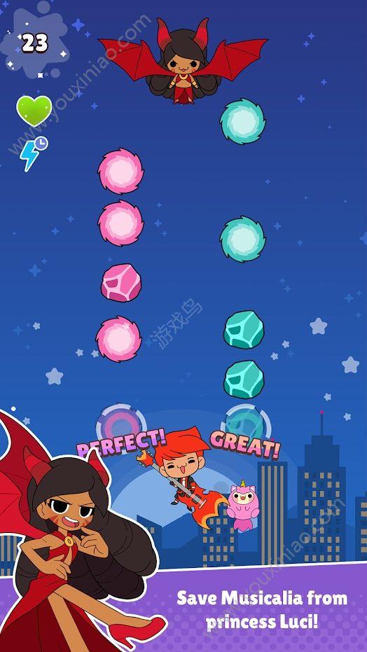 甜蜜的罪恶超级明星游戏手机版官方版图1:
