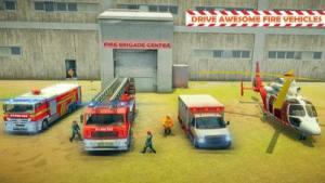 印尼消防车模拟中文版图3