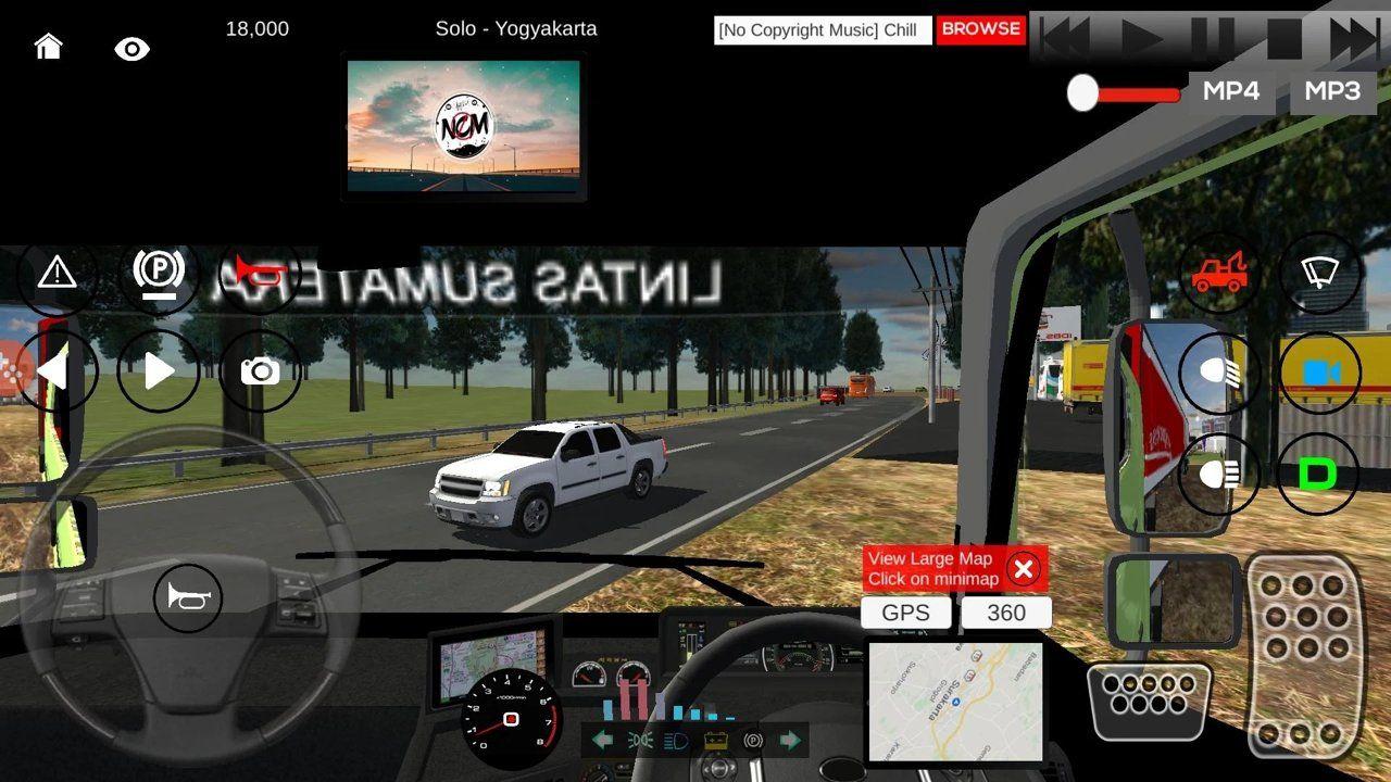 IDBS印尼卡车模拟器中文游戏手机版图1:
